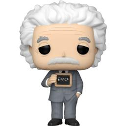 Albert Einstein POP! Icons Vinyl Figur