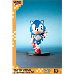 Sonic Vol. 01 BOOM8 Series PVC Figure 8 cm