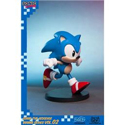 Sonic Vol. 02 BOOM8 Series PVC Figure 8 cm