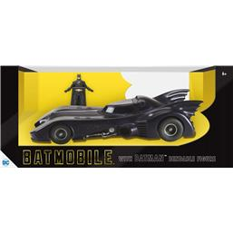 Batman: Batmobile med Batman Bøjelig Figur 1/24 1989