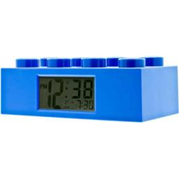 Lego Brick blue Alarm Clock