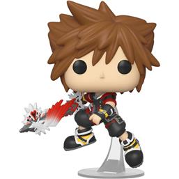 Sora with Shield  POP! Disney Vinyl Figur