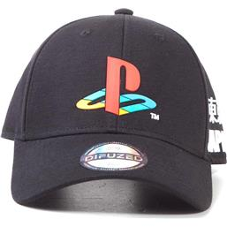 Sony Playstation: Tech19 Logo Baseball Cap