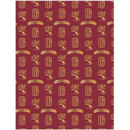 Harry Potter: G for Gryffindor Fleece Tæppe 130 x 170 cm