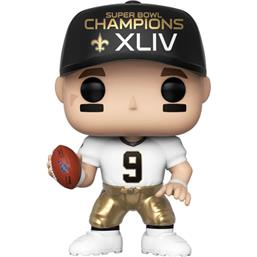 NFL: Drew Brees (SB) POP! Sports Vinyl Figur