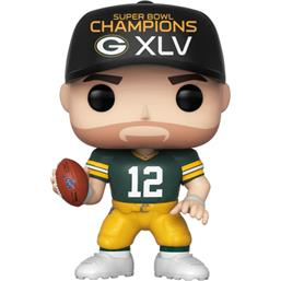 Aaron Rodgers (SB) POP! Sports Vinyl Figur