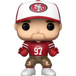 Nick Bosa POP! Sports Vinyl Figur