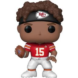 Patrick Mahomes II POP! Football Vinyl Figur