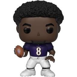 Lamar Jackson POP! Football Vinyl Figur