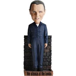 Silence of the Lambs : Hannibal Lecter Bobble-Head 20 cm
