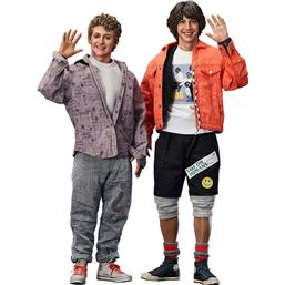 Bill & Ted Action Figure 2-Pack 1/6 28-29 cm