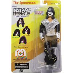 Kiss: Love Gun Spaceman Action Figure 20 cm