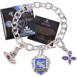 Ravenclaw Lumos Armbånd med Charms