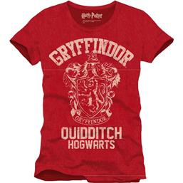 Harry Potter Gryffindor Quidditch T-Shirt