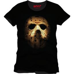 Friday The 13th: Jason Maske T-Shirt