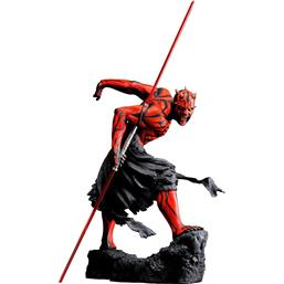 Darth Maul Japanese Ukiyo-E Style Light-Up Edition ARTFX PVC Statue 1/7 28 cm