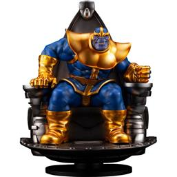 Thanos on Space Throne Statue 1/6 45 cm