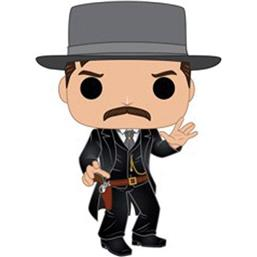 Morgan Earp POP! Movies Vinyl Figur