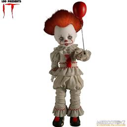 Living Dead Dolls: Pennywise Living Dead Dolls Doll 25 cm