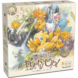 Final Fantasy: Chocobo Party Up! Board Game