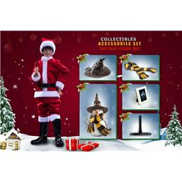 Harry Potter: Harry Potter Christmas Set Accessories for 1/6 Action Figure