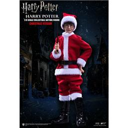 Harry Potter: Harry (Child) XMAS Version Action Figure 1/6 25 cm