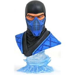 Mortal Kombat: Sub-Zero Legends 3D Bust 1/2 25 cm