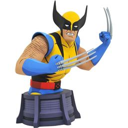 Wolverine X-Men Animated Series Bust 15 cm