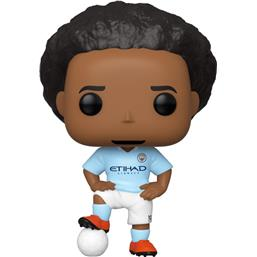 Manchester City: Leroy Sane POP! Football Vinyl Figur