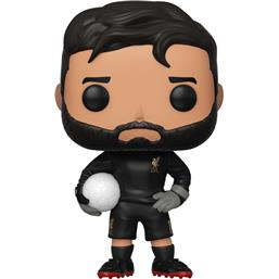 Alisson Becker POP! Football Vinyl Figur
