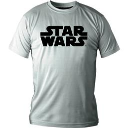Star Wars Black Logo T-Shirt