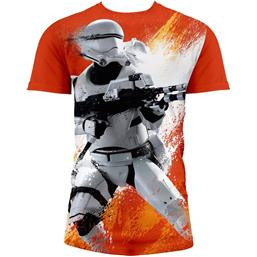 Star Wars Episode VII Flametrooper T-Shirt