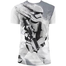 Star Wars Episode VII Stormtrooper Snow T-Shirt