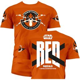 Star Wars Episode VII RED Squad T-Shirt