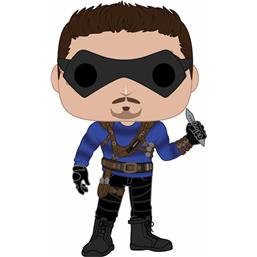 Diego Hargreeves POP! TV Vinyl Figur