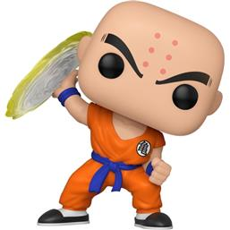 Krillin w/ Destructo Disc POP! Animation Vinyl Figur