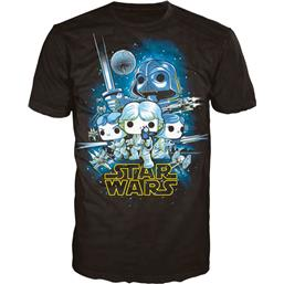 Star Wars POP! A New Hope T-Shirt