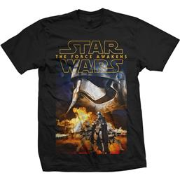 Star Wars Episode VII Phasma Composition T-Shirt