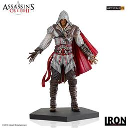Assassin's Creed: Ezio Auditore Art Scale Statue 1/10 21 cm