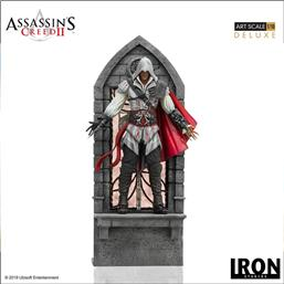 Assassin's Creed: Ezio Auditore Deluxe Art Scale Statue 1/10 31 cm