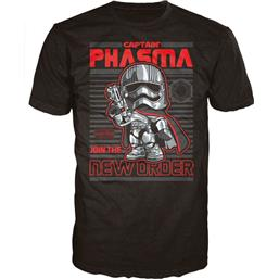Star Wars Episode VII POP! Captain Phasma T-Shirt