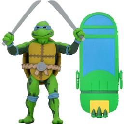 Leonardo Turtles in Time Action Figure Series 1 18 cm