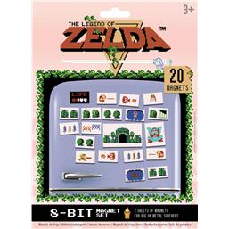 The Legend of Zelda Retro Magneter