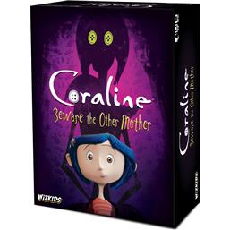 Coraline: Beware the Other Mother Cooperative Card Game *English Version*