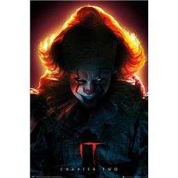 It Chapter Two Pennywise Plakat