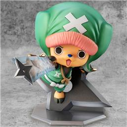 Warriors Alliance Chopper PVC Statue 10 cm
