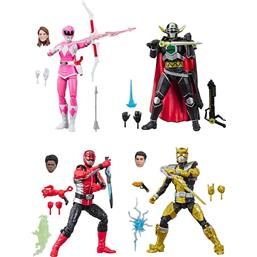 Lightning Collection Action Figures 15 cm 2019 Wave 2 4-pack