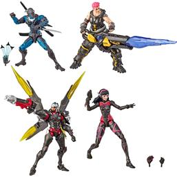Ultimates Action Figures 4-Pack 15 cm