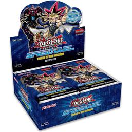 Yu-Gi-Oh: Trials of Kingdom Booster Display (36) *English Version*