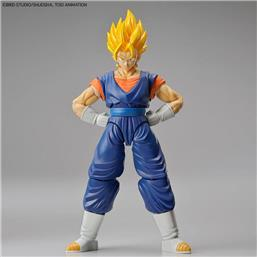 Dragon Ball: Super Saiyan Vegetto Standard Plastic Model Kit 15 cm